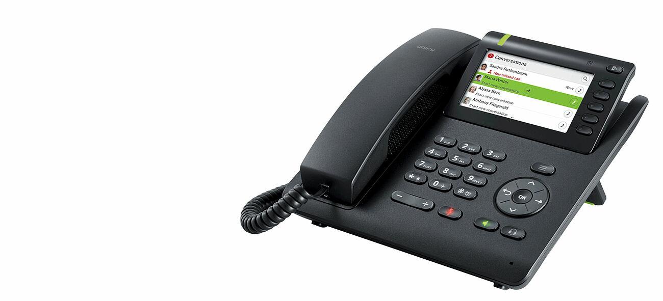 Unify Telefone, Tischtelefon, IP-Telefon, Bürotelefon, Telefonanalge Büro, Siemens Telefon, Unify Tischgeräte, Telefon Düsseldorf