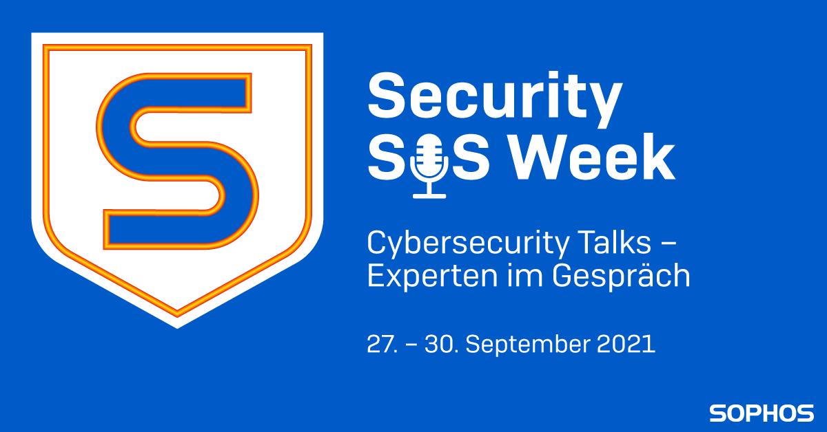 Sophos Security Experten, Cyber Security, Sicherheit im Netz