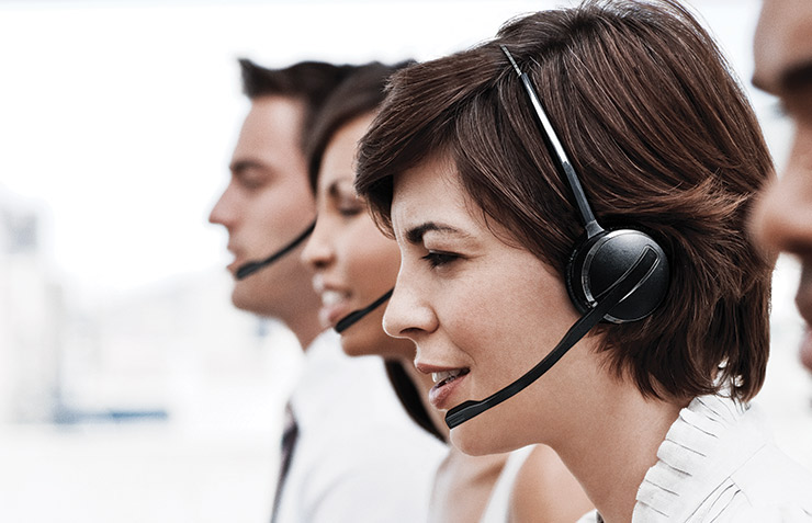 Contact Center Lösung, Romico CC, Collaboration Tools für Contact Center