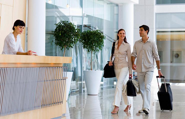 Telekommunikations Lösung für die Hotelbranche