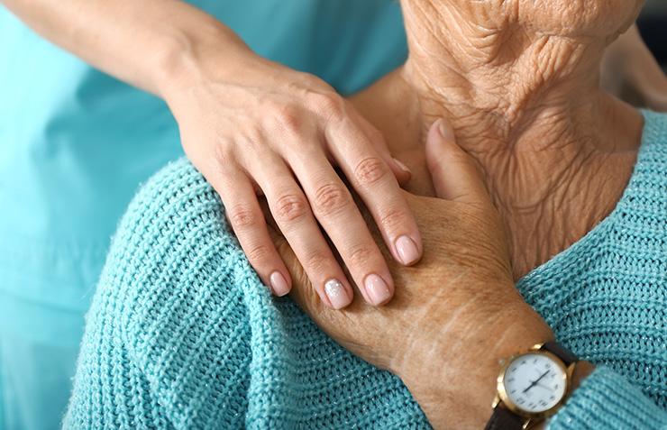 Telekommunikation im Gesundheitswesen, Pflegeheim, Seniorenresidenz Telekommunikation