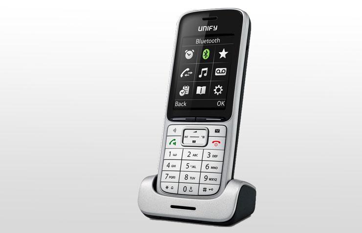 Schnurlostelefone, DECT/ WLAN, OpenStage 15, 40, und 60 G, Unify DECT Telefon, schnurloses Bürotelefon, Telefonanlage Düsseldorf