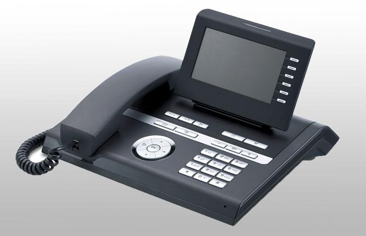OpenStage 15, 40, und 60 G, Unify Telefon, Bürotelefon, Telefonanlage IP Telefonie