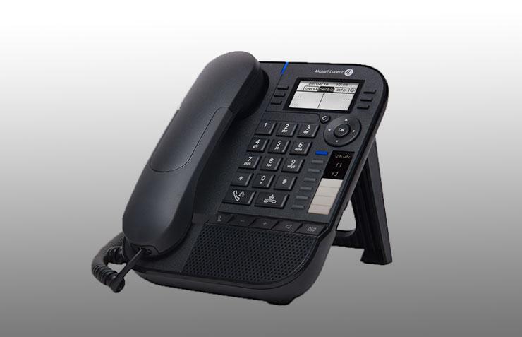 Alxatel Lucent 8018 IP Deskphone