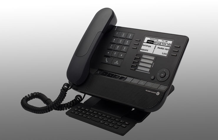 8029 Digital Premium DeskPhone Alcatel Lucent