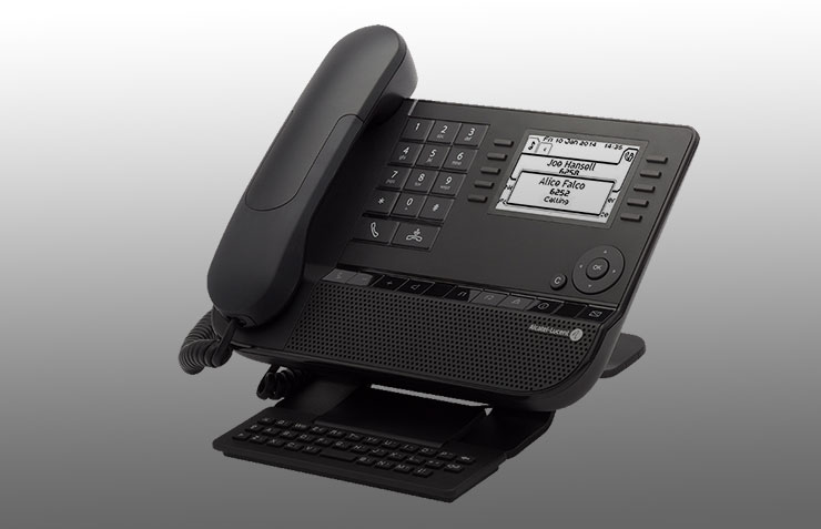 8038 IP Premium DeskPhone Alcatel Lucent