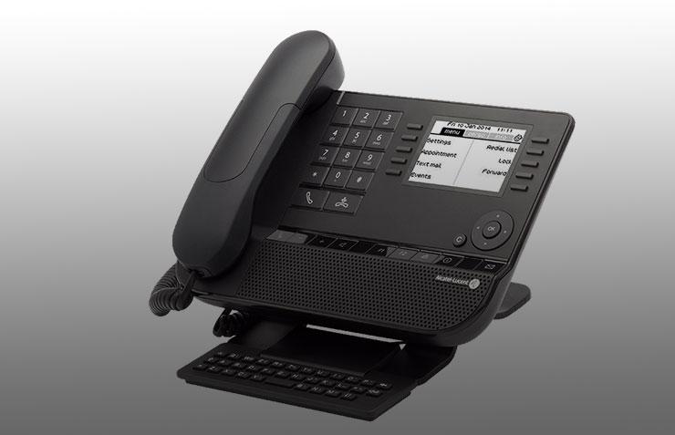 8039 Digital Premium DeskPhone Alcatel Lucent