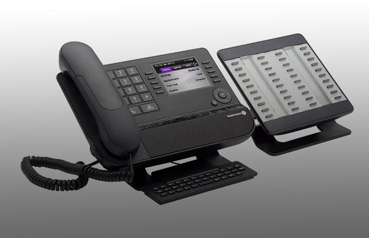 Digital Premium DeskPhone Addons, Zubehör Endgeräte Alcatel Lucent