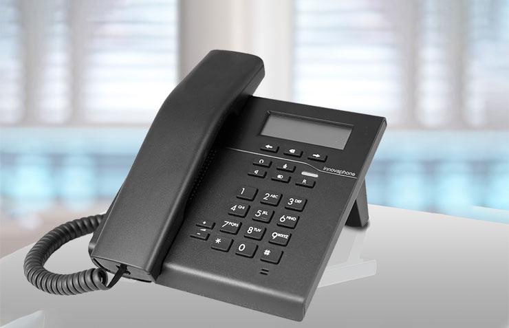 innovaphone ip Telefon 101, innovaphone deskphone IP 101