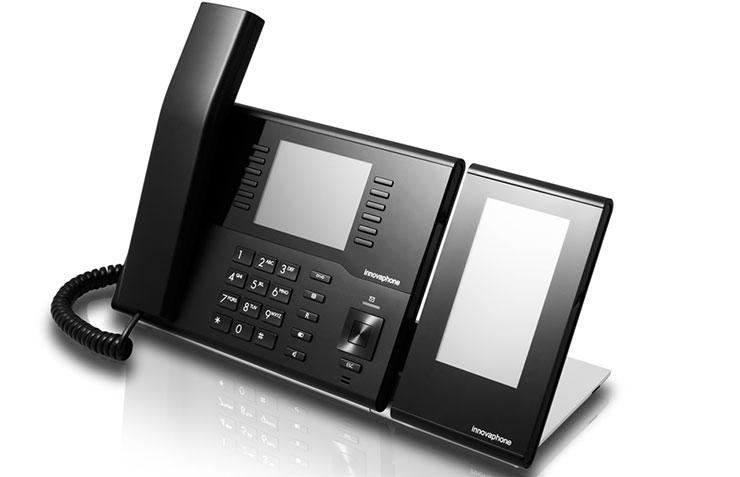 innovaphone IP 222 Telefon mit Farbdisplay