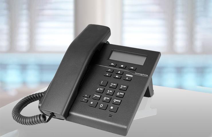 IP telefon 102 USB-Schnittstelle, IP Telefon mit Gigabit-Ethernet Anschluss