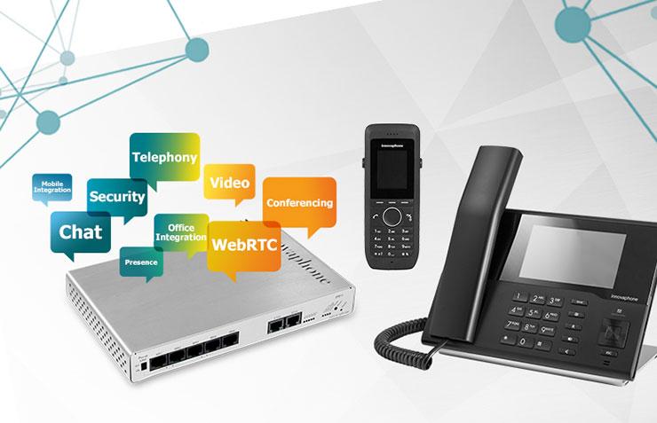 innovaphone IAR-Pro Partner, IP-Telefonie, VoIP Telefonanlage