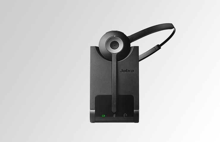Jabra Pro 900 Serie, Pro 925 Headset, Bürokopfhörer