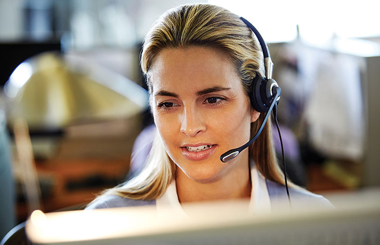 Headsets für Call Center, Kopfhörer für Büro, Jabra, Plantronics, Sennheiser