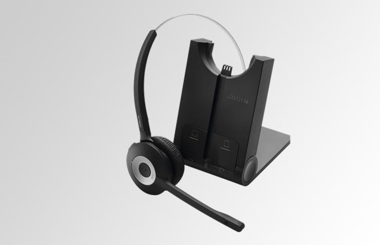 Jabra Pro 900 Serie, Pro 935 Headset, Bürokopfhörer