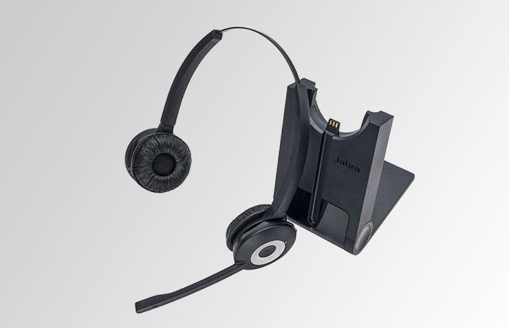 Jabra Pro 900 Serie, Pro 920 Headset, Bürokopfhörer