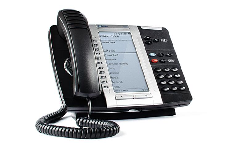 MiVoice 5330e IP Tischtelefon für Internet Telefonie
