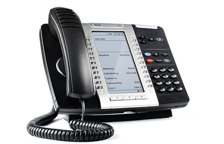 MiVoice IP Telefon 5340e, IP Telefonie