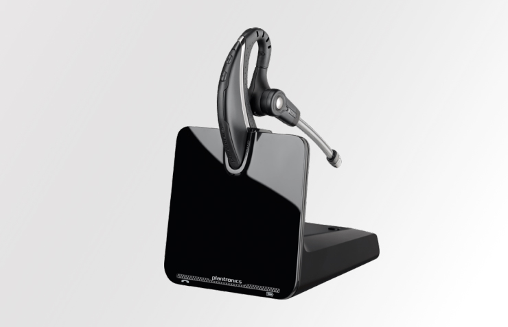 DECT Headset Plantronics CS530 Serie für Festnetztelefone