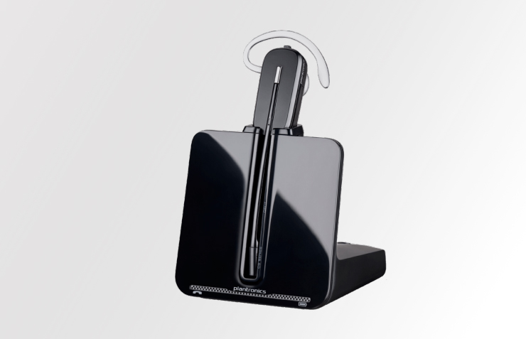 Plantronics DECT Headset CS540 konvertibel für Contact Center