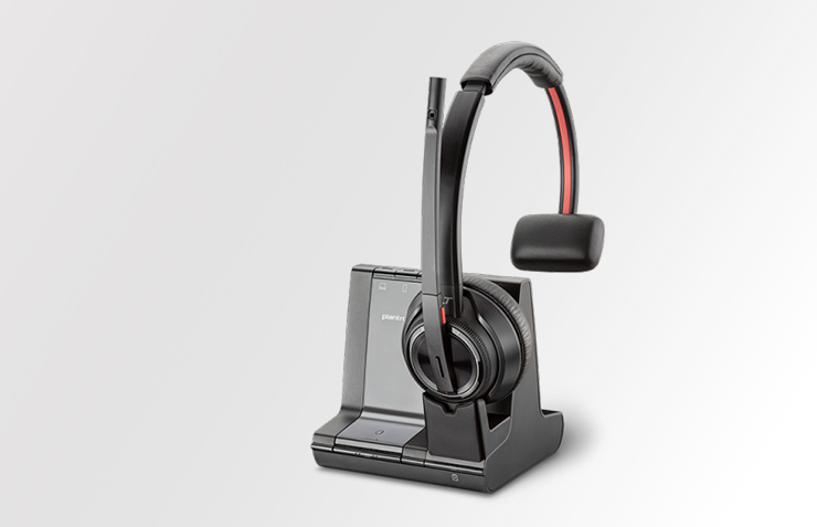Contact Center Headset Plantronics
