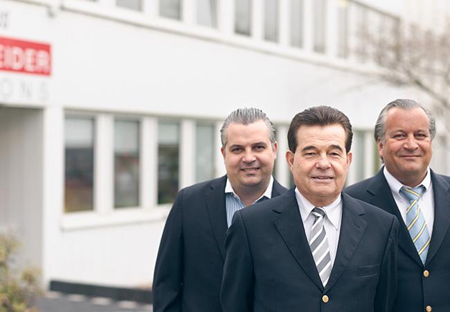 Telefonbau Schneider, Jubiläum, Partner Telekommunikation